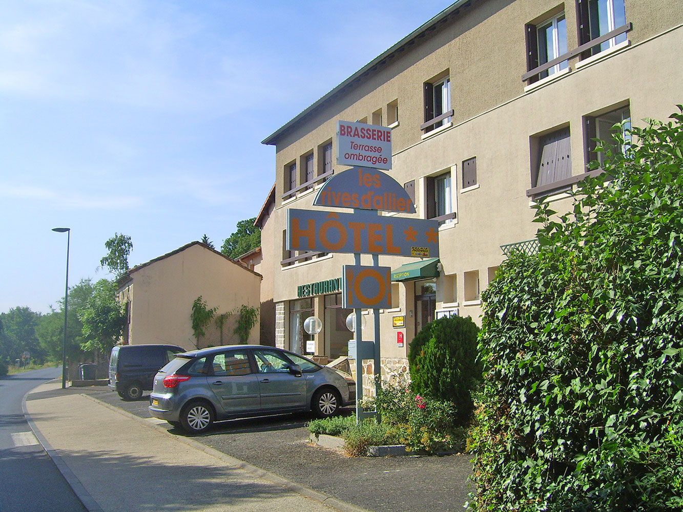 Relais Motards HOTEL LES RIVES D'ALLIER
