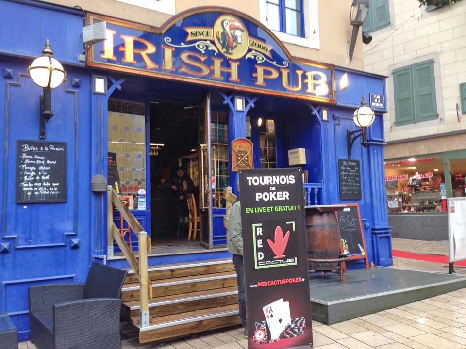 Relais Motards IRISH PUB