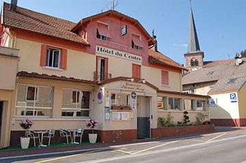 Relais Motards Hôtel du Centre Bien-être